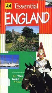 image of Essential England (Essential Guides)