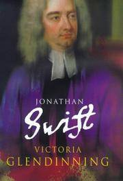 Jonathan Swift by  Victoria Glendinning - First edition - 1998 - from The Glass Key and Biblio.com