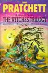 """image of The Witches Trilogy (A Discworld Omnibus: """"Equal Rites"""", """"Wyrd Sisters"""", """"Witches Abroad"""")"""