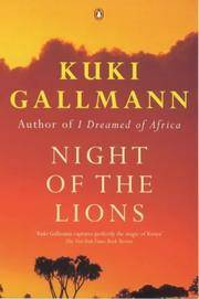 Night Of the Lions