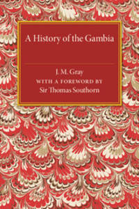 image of A History of the Gambia