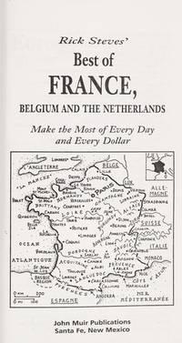 Eick Steve's Best of France, Belgium & the Netherlands
