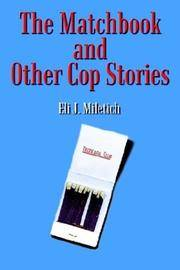 The Matchbook and Other Cop Stories