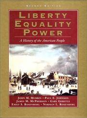 LIBERTY, EQUAILITY, POWER 2E