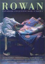 image of Rowan Patchwork & Quilting Book No. 4