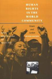 Human Rights in the World Community..Issues and Action..The Second Edition