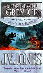 image of A Fortress of Grey Ice (Sword of Shadows)
