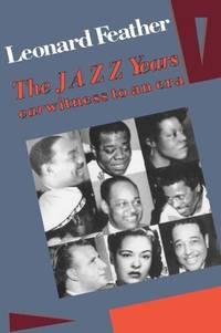 The Jazz Years (Da Capo Paperback)