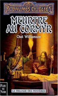 LA TRILOGIE DES MYSTERES T.1 ; MEURTRE AU CORMYR