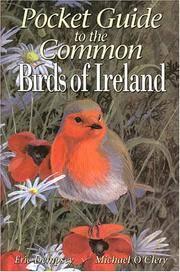 Pocket Guide to the Commom Birds of Ireland