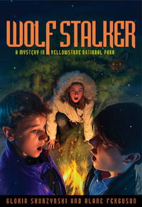 image of Mysteries in Our National Parks: Wolf Stalker: A Mystery in Yellowstone National Park