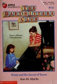 image of Kristy and the Secret of Susan (Baby-Sitters Club, 32)