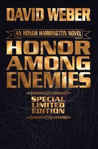 Honor Among Enemies, Limited Leatherbound Edition (Honor Harrington)