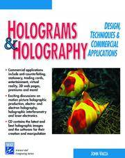 Hologram & Holography: Design, Techniques and Commercial Applications