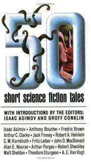 image of 50 Short Science Fiction Tales