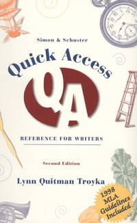 Simon & Schuster Quick Access Reference for Writers (1998 MLA Update Edition)