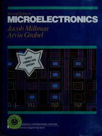 Microelectronics jacob millman grabel pdf download author fandeluxe Choice Image