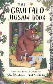 The Gruffalo Jigsaw Book:   With Six 12-piece Jigsaws