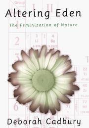 Altering Eden: The Feminization of Nature.