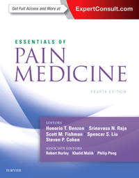 ESSENTIALS OF PAIN MEDICINE 4ED (HB 2018)