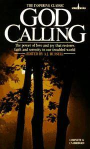 God Calling by Editor-A. J. Russell - Paperback - 1995-02-01 - from Ergodebooks and Biblio.com