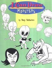 I Can Draw Monsters by  Tony [Illustrator]  Tony; Tallarico - Paperback - 1996-08-01 - from Downtown Atlantis Books (SKU: 012013037)