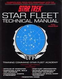 Star trek starfleet technical manual: training command star fleet.