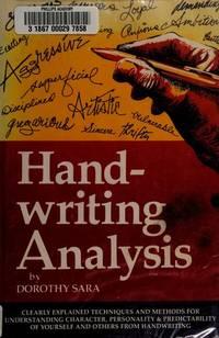 Handwriting Analysis.