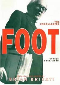 image of Uncollected Michael Foot: Essays Old and New 1953 -2003
