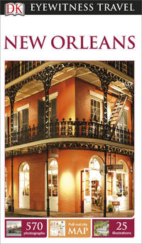 image of DK Eyewitness Travel Guide: New Orleans