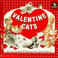 Valentine Cats (Read with Me Cartwheel Books (Scholastic Paperback))