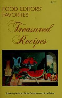 Food Editors' Favorites:  TREASURED RECIPES.