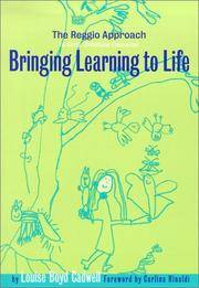 Bringing Learning to Life: The Reggio Approach to Early Childhood Education (Early Childhood...