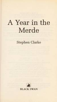 Year in the Merde(Chinese Edition)