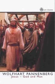 Jesus - God and Man (scm classics)