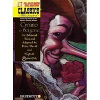 image of Classics Illustrated #10: Cyrano de Bergerac (Classics Illustrated Graphic Novels)