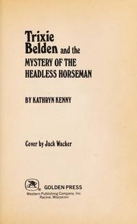 image of The Mystery of the Headless Horseman
