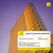 Teach Yourself Quick Fix German Grammar by Susan Ashworth-Fiedler - Paperback - from wagonwheelbooks (SKU: 051209B080N2988)