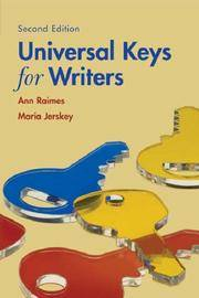 image of Universal Keys for Writers