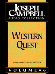 image of Western Quest (Joseph Campbell Audio Collection)