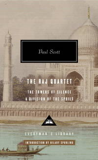 image of The Raj Quartet: The Towers of Silence, A Division of the Spoils (Everyman's Library)