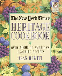 image of New York Times Heritage Cookbook: Over 2,000 of America's Favorite Recipes