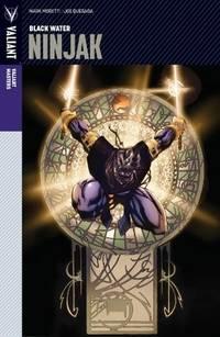 Valiant Masters: Ninjak Volume 1 ? Black Water