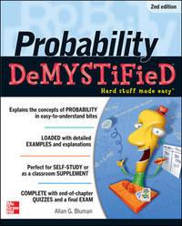Probability Demystified 2E