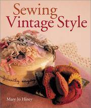 Sewing Vintage Style