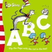 image of Dr. Seuss ABC: Flap Book