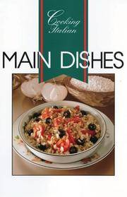 Cooking Italian Main Dishes