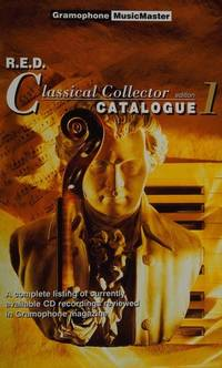 R.E.D. Classical Collector Catalogue: Edition 1