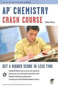 AP Chemistry Crash Course (Advanced Placement (AP) Crash Course)