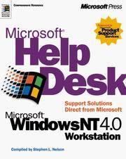 Microsoft(r) Help Desk for Microsoft Windows NT(r) Workstation 4.0